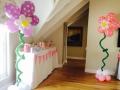 Polka Dot Balloon Flowers