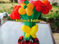 Balloons Flower Bouquet
