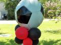 Manchester United Balloon Centrepiece