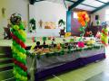 21st Birthday Balloon decor