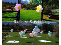 Balloons for Garden Party Decor