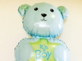 Baby Shower Balloon Decor - Boy