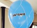 Baby Shower Balloon decor- Hot Air Balloon Boy