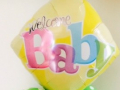Baby Shower Balloon Centrepiece -