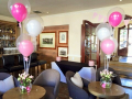 Double Bubble Balloon bouquets