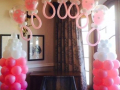 Baby Shower Dummy  arch