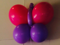 Balloon Butterflies