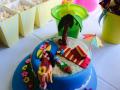 Hawaiin Theme cake