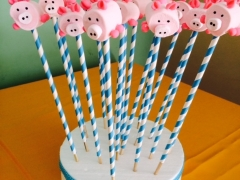 3 Pigs Party mallow pops