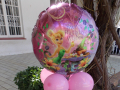 Fairy balloon stand