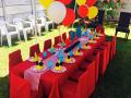 Mickey Carnival Party Decor