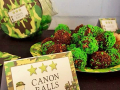 Camo party sweet table