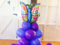 Silvermist Fairy Party Spiral balloons